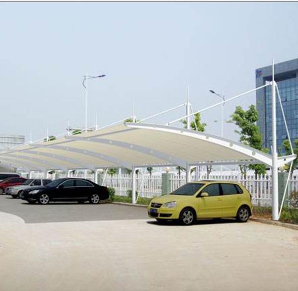 膜结构停车棚的建设常被忽略的问题有哪些