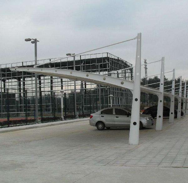 济南膜结构车棚