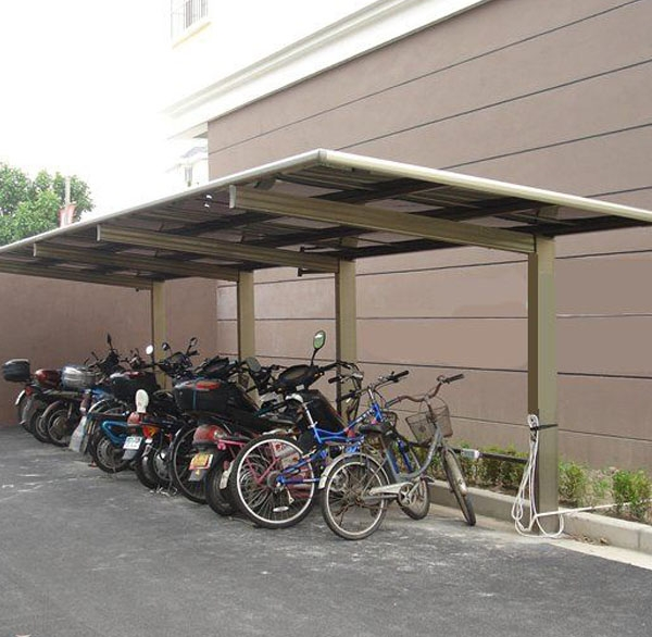 自行车棚安装